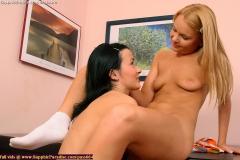 Sapphic Erotica charming lesbian girls
