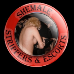 Bust 'E' Shemale Stripper