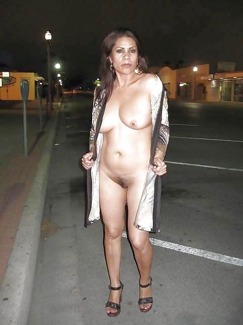 Mature street sex