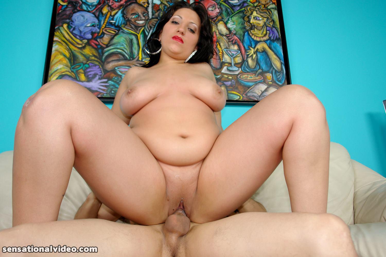 Секс больших и полных людей