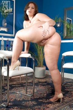 Ebony fat ass pussy