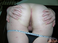 Hairy Butthole Petite Teen - N