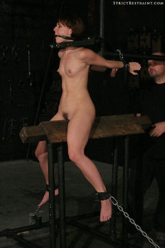 Kina kai bondage and strict restraint