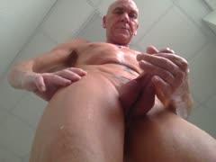 scrotum-split