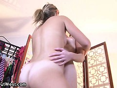 real-hairy-lesbians-dancing-together