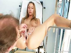 kira-speculum-vagina-examination-by-old-kinky-doctor