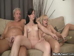 gf-have-fun-with-her-bf-s-mom-and-dad