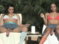 two-hot-brunette-babes-getting-horny-part2