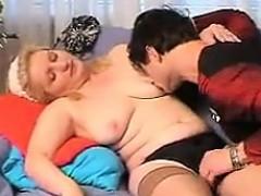 Russian Slut In Stockings