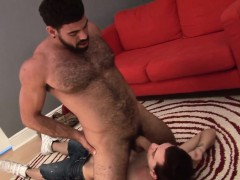 twink-sucks-bears-huge-schlong