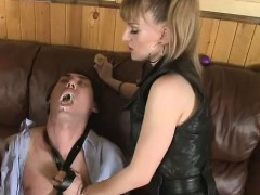 lazy-guy-punished-by-two-hot-femdoms