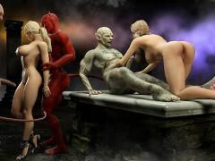 3d-satan-and-demons-fuck-babes