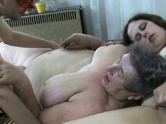 Dirty Mature Slut Gets Her Pussy Pounded Part1