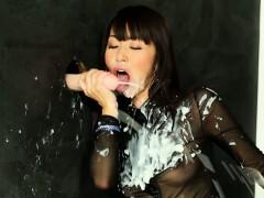hot-glam-asian-gets-slime
