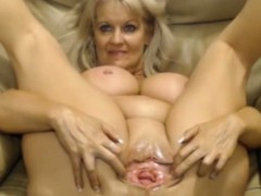 busty-old-slut-with-big-pussy-teasing