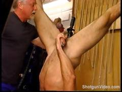 jim-roberts-suspended-upside-down-stuffed-with-a-big-dildo