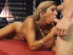 milf honey morgan gets it doggy style