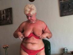Granny Rather Masturbate Than Do Housekeeping