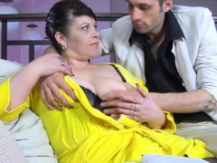 fat granny in lingerie wants some cock granny sex movies