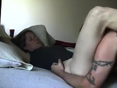 Milf And Her Husband Doing It In Bed