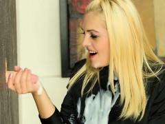 blonde-gets-fetish-slimed