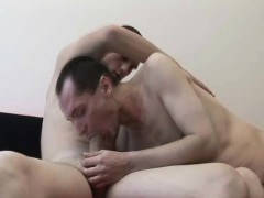 Bareback Gay Men Creampie