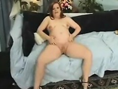 pregnant-redhead-with-a-hairy-pussy-fucking