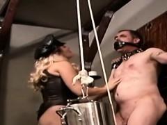 Italian amateur anal gape