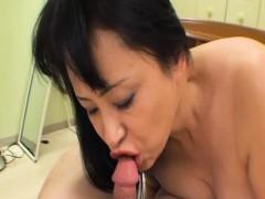 Sachiko Matsushita – Old Jav Momma Getting A Messy Facial
