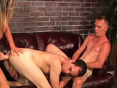 straponing that gay ass – Gay Porn Video