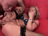 Blonde Whores Asshole Gets Fucked And Fisted