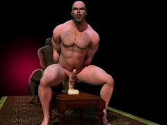 3d gays fuck straight muscle dudes! – Gay Porn Video