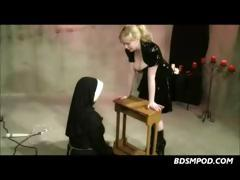 lesbian-nun-dominated-and-spanked