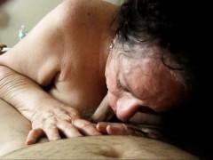 Older Woman Sucks Cock Homemade Mature