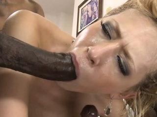 Kagney Lynn Karter all fuckholes wrecked by big black boners
