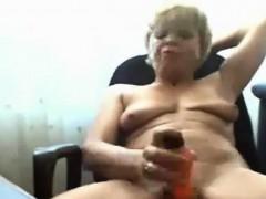 horny-granny-masturbates