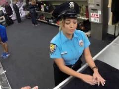 sweet-hottie-officer-sucking-huge-meaty-hard-pole