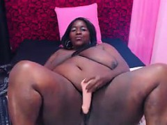 black-bbw-with-some-thick-dildos