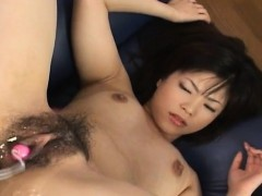 Kurumi Katase Has Hairy Crack Aroused And Fucked With
