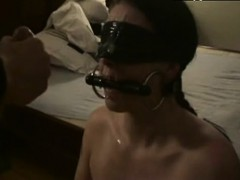 Flogging Mature Slave Marcia Before Facial