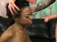 young-skank-tiffany-tailor-tests-her-deepthroat-skills