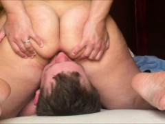 bbw-sitting-on-his-face-and-he-licks-her