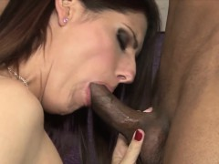 Horny Breasty Shemale Banged In Her Ass