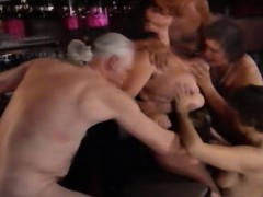 Big Grannies Orgy