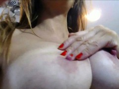 Holy G We Have Squirt Queen With Milk Tits
