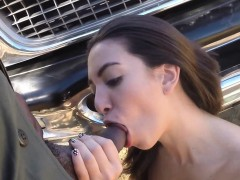 Latina Sucks Bbc Outdoors