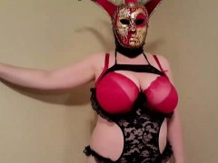 masked-bbw-undress-for-hubby