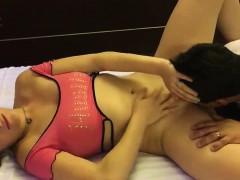 Pareja amateur mexicana hace este intento de pelicula porno