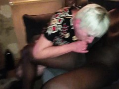 mature wife cheating her husband with a huge black cock