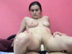 lesbo-slut-kathy-gets-fucked-with-mariahs-big-rubber-dick